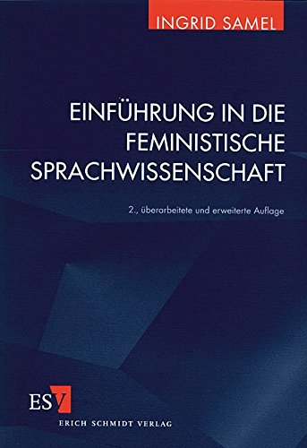 Einführung in die feministische Sprachwissenschaft