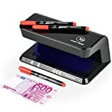 Detector Billetes Falsos UV con 3 bolígrafos...