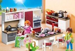 *Playmobil – Cuisine Aménagée, 9269 prêt à acheter