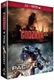 Godzilla + Pacific Rim - Coffret Blu-Ray