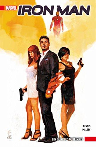 Iron Man: Bd. 3: Ein dunkles Geheimnis