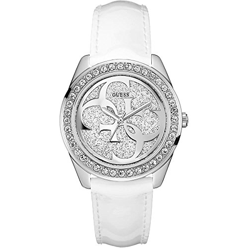 Guess W0627L4 Orologio Unisex, Argento