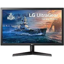 "LG Ultragear 144Hz, 1ms 24"" Full HD Gaming Monitor with Radeon Freesync - 24GL600"