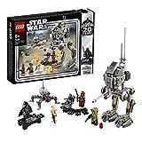 LEGO Star Wars TM Clone Scout Walker Gioco per Bambini, Multicolore, 75261