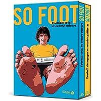 Coffret so foot : Coffret en 2 volumes : Football total et contre-culture ; Football champagne et soirees paillettes