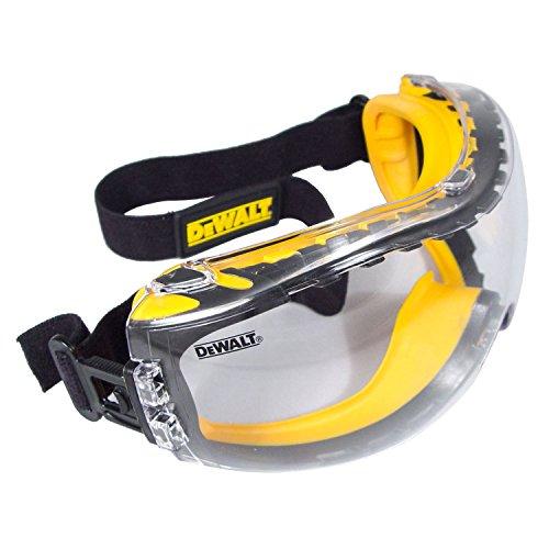 DeWalt DPG82-11. Gafas de protección antiniebla, gafas de seguridad transparentes, DPG82-11C