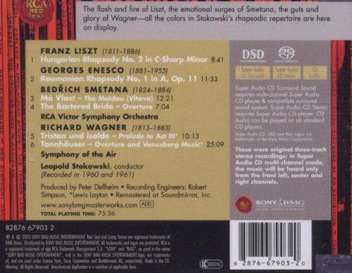 Rhapsodies (Living stereo-SACD) 22