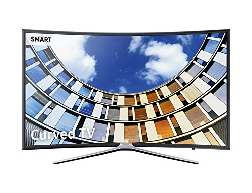 Samsung UE49M6300AK 49' Full HD Smart TV Wi-Fi Nero, Titanio