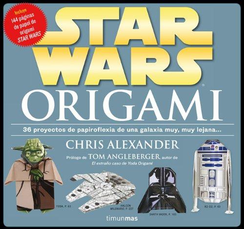 STAR WARS: Origami: 36 proyectos de papiroflexia de una galaxia muy lejana... (Volúmenes independientes)