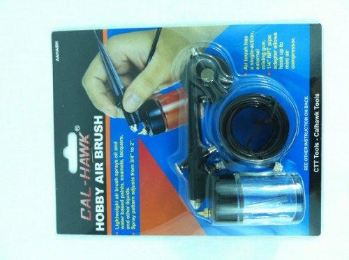 Air Brush Airbrush Spray Gun Kit Hobby Paint Starter Tool Model Car Spray Tan