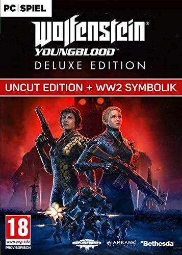 Wolfenstein: Youngblood [EU Deluxe Bonus 100% uncut Edition] (PC)