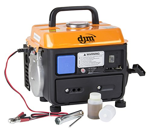 DJM Direct DJM Portable Compact Quiet Suitcase Boat Caravan Camping Petrol Generator 230v 13amp