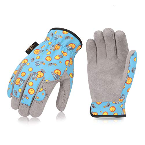 Vgo Glove Guanti per bambini di 3-4 anni, guanti invernali per bambini, guanti caldi bambini, guanti...