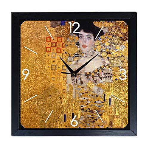 Orologio da parete in Legno Klimt