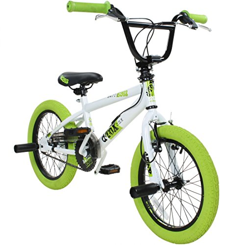 bmx 16 detox freestylebmx pour enfants d butants. Black Bedroom Furniture Sets. Home Design Ideas