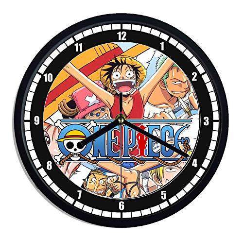 Orologio da parete in plastica One Piece 3