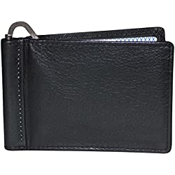 Style98 Black AMAZON GREAT INDIAN FESTIVAL SALE!OFFERS/DEALS Money Clip/Money Clip Wallet/Dollar Clip/Money Clipper/Card Holder/ATM Card Wallet/Purse/HandPurse/Credit Card Holder/Personal Organiser/Money Handling Product/Travel Organizer for Men,Boys,Girls & Women