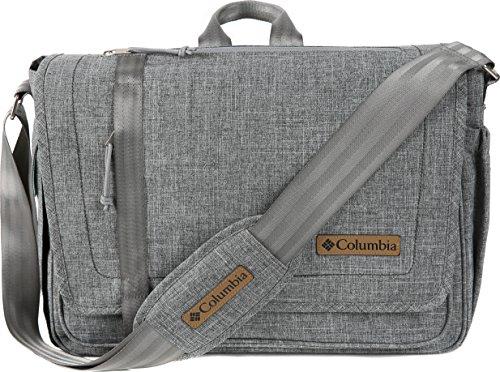 Columbia Vista Hills Messenger, Baby Diaper Bag, Grey