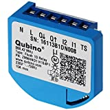 Qubino Flush 1D Flush-Mounted Relay EU Z-Wave Micro Module plus - Pack of 1 ZMNHND1.