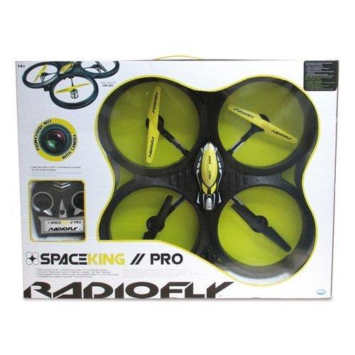 Drone Quadricottero gigante ODS Space King Pro con videocamera