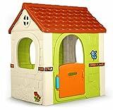 FEBER - Casa de juegos con puerta abatible (Famosa 800010237)