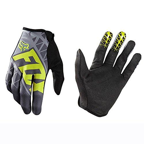 Cavalier Motocross-Handschuhe, Leder-Motorradhandschuhe 1