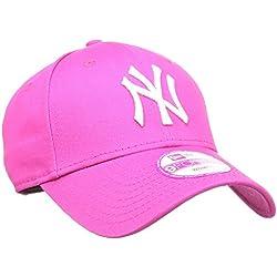 New Era Unisex Cap 940 Women Fashion Essentional, Pink/White, One size, 11157578