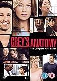 Grey's Anatomy Season 1 DVD Ret [Edizione: Regno Unito]