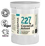 Naissance Kokosöl, raffiniert 1kg (1000g) BIO zertifiziert 100% rein