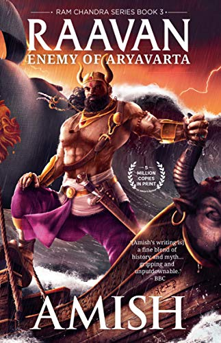 Raavan: Enemy of Aryavarta (Ram Chandra Series - Book 3) 1  Raavan: Enemy of Aryavarta (Ram Chandra Series – Book 3) 51Q8UGbvQlL