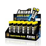 All Stars Amino Liquid 9500 18 x 25ml. Ampullen Orange