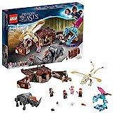 LEGO-La Valigia delle Creature magiche di Newt Fantastic Beasts Costruzioni Piccole Gioco Bambina Giocattolo 160, Multicolore, 75952