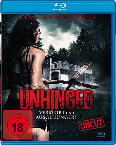 Unhinged - Verstört und Ausgehungert - Uncut [Blu-ray]