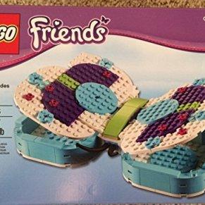 LEGO Friends Butterfly Organizer 171pieza(s) Juego de construcción - Juegos de construcción (7 año(s), 171 Pieza(s))
