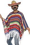 SMKMI Smiffys Déguisement Homme Mexicain, Western, Serious Fun, Taille...
