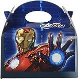 Marvel Avengers scatole per alimenti con licenza scatole festa per bambini, il pranzo di regalo di compleanno scatola borse
