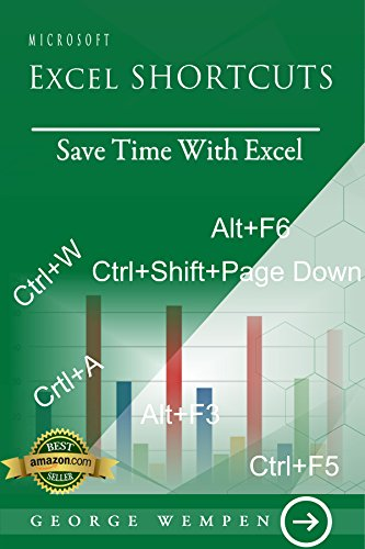 microsoft excel shortcuts save time working with excel master