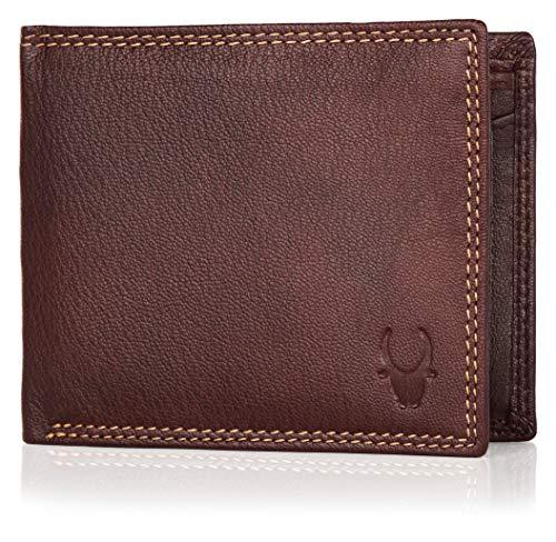 WILDHORN Brown Men's Wallet (GIFTBOX0179)