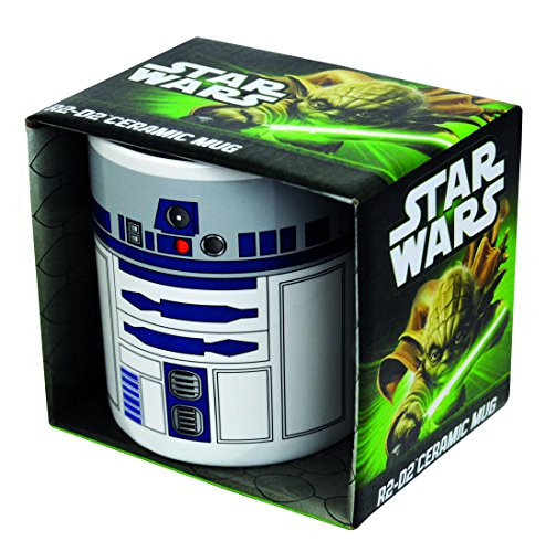 MUGBSW12 - MUGBSW12 - Taza R2-D2 Deluxe