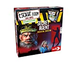 Noris 606101776 Escape Room Erweiterung Secret Agent, ab 16 Jahren - nur mit dem Chrono Decoder Spielbar
