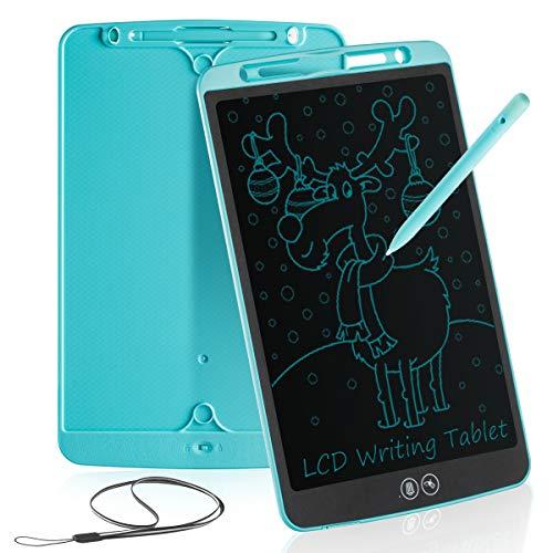 Bhdlovely 12 Pollici LCD Scrittura Tablet - Con Disegno Aritmetico e Disegno a Colori Lavagna...