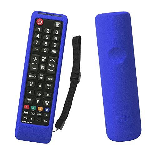 SIKAI Custodia Protettiva Antiurto in Silicone Compatibile con Samsung LED LCD 3D TV HD Telecomando...