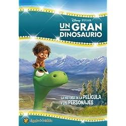 Un Gran Dinosaurio La Historia De La Pelicula Y Los Personajes (Cuentos De Pelicula) (Cartone)