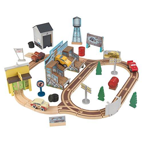 KidKraft- Set del Circuito di Thomasville Cars 3, 18015