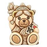 THUN® - Teddy On The Road New York Piccolo - Animali Soprammobili da Collezione - Ceramica - I Classici