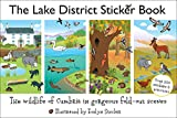 The Lake District Sticker Book: The Wildlife of Cumbria in Gorgeous Fold-Out Scenes
