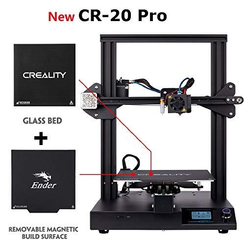 Stampante 3D Creality CR-20 Pro ufficiale con livello automatico, touch screen, grande volume di...