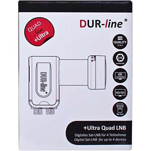 DUR-line 4 Teilnehmer