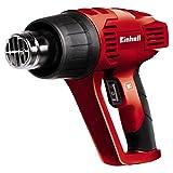 Einhell TH-HA 2000/1 - Decapador (potencia 1000- 2000 W, temperatura 1: 350° C, temperatura 2: 550° C, caudal aire 1: 300 l/min, 2: 500 l/min)