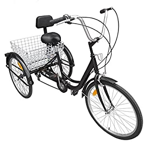 Triciclo con 6 velocidades